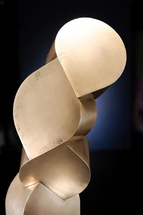 境野 学 現代金属彫刻 ブロンズ彫刻,Manabu Sakaino Contemporary ...
